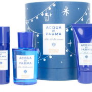 ACQUA DI PARMA  帕尔玛之水 蓝色地中海 卡普里岛香橙香水套装