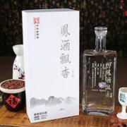 中华老字号:500ml 凤城老窖 53度酱香型白酒礼盒装