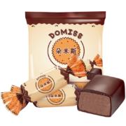 KDV  土豆泥夹心巧克力软糖 500g*2件9.9元包邮(需用券 折合4.95元/件)