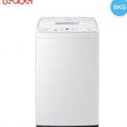 百亿补贴!Leader 统帅 XQB80-M929X 波轮洗衣机 8kg¥639.00 4.9折