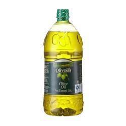 Olivoilà 欧丽薇兰 压榨纯正橄榄油 1.6L