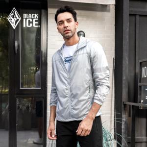 BLACK ICE 黑冰 F8805 男士防晒皮肤风衣