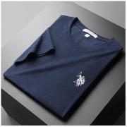 U.S. POLO ASSN. 美国马球协会 US024T205 男士T恤58元包邮(需用券)