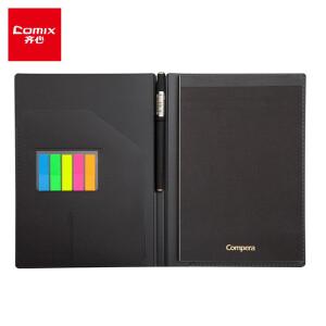 PLUS会员:Comix 齐心 C8203 多功能商务笔记本 A580张