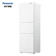 Panasonic 松下  NR-EC26WPA-W 三门冰箱 265L¥2740.00 比上一次爆料降低 ¥50