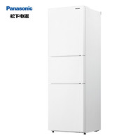 Panasonic 松下  NR-EC26WPA-W 三门冰箱 265L