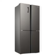 Hisense 海信 BCD-430WMK1DPQ 变频十字对开门冰箱 430L 爵士灰2599元