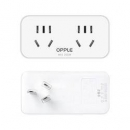 OPPLE 欧普照明 多功能电源插座 2位5孔6.9元包邮(需用券)