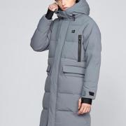 抵御寒风!SNOW FLYING 雪中飞 X80140045H 男士羽绒服¥99.00 0.2折