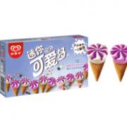 PLUS会员!WALL'S 和路雪 蓝莓酸奶口味 冰淇淋家庭装 20g*10支¥10.71 4.1折 比上一次爆料上涨 ¥0.61