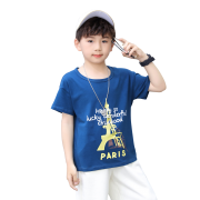 shtoine 舒班妮 男童纯棉短袖t恤11.8元包邮(需用券)
