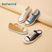 hotwind 热风 H14M0501男士帆布鞋