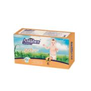 Anlaber 安拉贝尔 纸尿裤 侯爵版 M6片装(6-11KG)*2件9.9元(合4.95元/件)