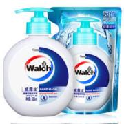 Walch 威露士 健康呵护抑菌洗手液 525ml+补充装525ml11.5元