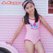清仓低价!Kappa 儿童ins风连体泳衣(110~140码)多款29.9元包邮(需领券)¥29.90 1.3折