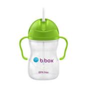 b.box 宝宝第三代重力吸管水杯 绿色 240ml