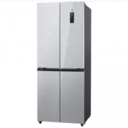 VIOMI 云米 BCD-410WMSAZ02A 变频十字对开门冰箱 410L 星密银2199元