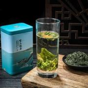 青岛崂山 雨前一级 云雾绿茶 250g*2罐69元包邮(需用券)