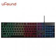 uFound 方正 U91 有线键盘45元包邮(需用券)