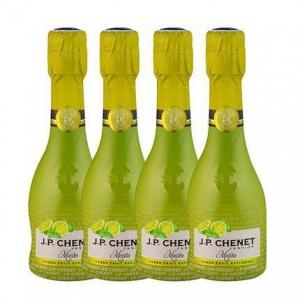 J.P.CHENET 香奈 时尚莫吉托起泡酒 200ml*4支