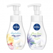 NIVEA 妮维雅 氨基酸泡泡洗面奶 180ml*2件