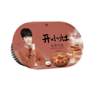 Uni-President 统一 开小灶 自热米饭 水煮牛肉 241g盒*7件126.87元(合18.12元/件)