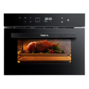 Casdon 凯度 CASDON/凯度 SR60B-TD 嵌入式电蒸箱烤箱二合一 家用蒸烤一体机 黑色4299元