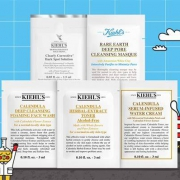 Kiehl's 科颜氏 护肤品水乳试用套装 多款可选19.99元包邮