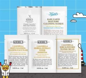 Kiehl's 科颜氏 护肤品水乳试用套装 多款可选