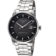 TISSOT 天梭 Luxury Powermatic 80 T086.407.11.201.02 男士机械腕表$289.00(折¥1965.20) 3.6折