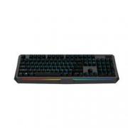 ThundeRobot 雷神 KG8104 有线机械键盘 104键 黑色 青轴
