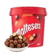 maltesers 麦提莎 夹心巧克力球 465g/罐39元包邮