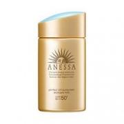 ANESSA 安热沙 金瓶防晒霜 2020年版 60ml SPF50+ PA++++ *2件193.5元(折合96.75元/件)