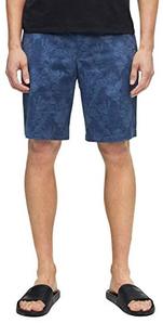 Calvin Klein 卡尔文·克莱恩 男士休闲斜纹印花短裤 到手89.94元