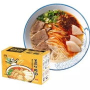 Uni-President 统一 那街那巷兰州牛肉面 速食方便米粉 206g*3份32.9 元 包邮(双重优惠)