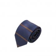 SELECTED 思莱德 41931T517 条纹商务领带