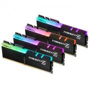 G.SKILL 芝奇 幻光戟系列 DDR4 3200MHz RGB 黑色 台式机内存 32GB(8GBx4)