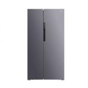 15日6点、Plus会员:Midea 美的 BCD-606WKPZM(E) 对开双门冰箱 双变频   606升2949元包邮(需用券)