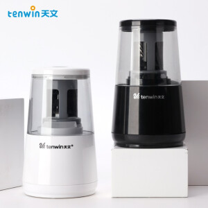 Tenwin 天文 8008 电动削笔器 含适配器