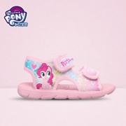 小马宝莉 女童凉鞋时尚软底轻便沙滩鞋