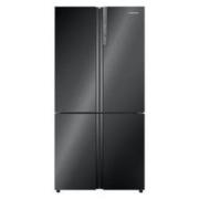 Casarte 卡萨帝 黑钛系列 BCD-629WDSTU1 变频十字对开门冰箱 628L 黑色9499元