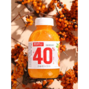 醋柳山 沙棘果汁饮料 325ml*8瓶29.8元包邮(需用券)