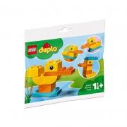 凑单品:LEGO 乐高 Duplo 得宝系列 30327 我的小鸭子+袋鼠医生 婴儿保湿纸巾 40抽11.88元(需换购)