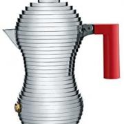 高颜值!Alessi MDL02/1 R Pulcina普琪纳 摩卡壶1杯量 到手¥224.48¥203.87