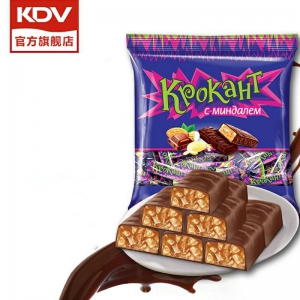 KDV 俄罗斯进口 紫皮糖500g