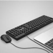 PHILIPS 飞利浦 SPT6254 键鼠套装18元包邮