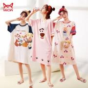 猫人 网红爆款夏季可爱睡裙39.9元包邮