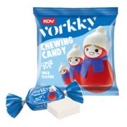 KDV 牛奶味糖果 500g*2件9.9元包邮(需用券  折合4.95元/件)