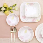 Corelle 康宁餐具 郁金香玻璃碗散装