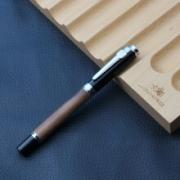 Jinhao 金豪 8802 桃木钢笔 0.5mm 裸笔23.8元包邮(需用券)